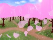 【桜】桜をかいてみた。【風景】