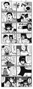 ゆっくり妖夢と本当にこわい4コマ漫画2