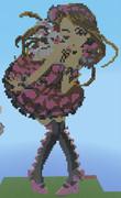 【Minecraft】いおりんお誕生日記念ドット【アイドルマスター】