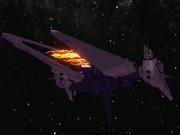 メルトランディ中型砲艦みたいなモデル