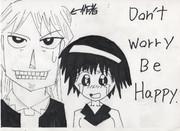 【白黒シリーズ】ゆずみかんの日常!【ニコニコ一日目】