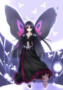 【黒雪姫】バーストリンク【春雪】