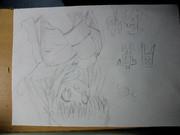 【ペンタブが】月宮あゆ描いてみた【欲しいです】