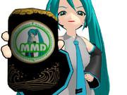 【MMD-OMF2】 ミク印の印籠