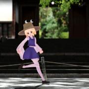 ケロちゃんモデル