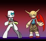 スケ子とエイテンV2