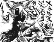 霊夢VSマミゾウ