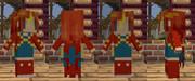 【Minecraft】littleMaidMobで哀川潤【戯言シリーズ】