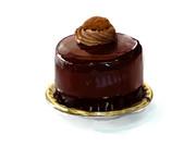saiでチョコレートケーキを描いてみた