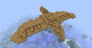 Minecraftでガンシップ作ってみた 02