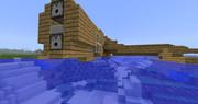 Minecraftでガンシップ作ってみた 04