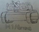エイブラムス戦車