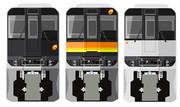 【マウスで描いたよ】とある多摩の跨座式鉄道
