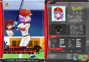 東方野球inベースボールヒーローズ レティ (EXver)