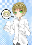 【フラアサ】萌え袖【腐向け】