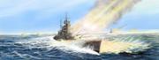 大英帝國戦艦 戦艦 H.M.S.ライオン(II)