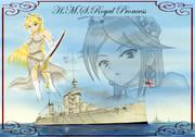 大英帝國海軍 巡洋戦艦 H.M.S.プリンセス・ロイヤル