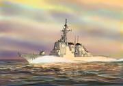 海上自衛隊イージス護衛艦 きりしま  DDG174