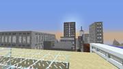 【Minecraft】 都市建設途中経過①