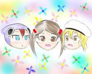ドリプラ三人娘