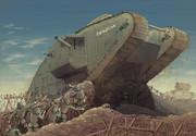 社会の教科書の戦車