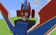 【Minecraft】銀河旋風ブライガー【胸像】
