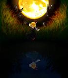 Moon light step