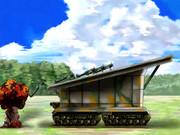 設計班「陸上空母を設計しました!」 戦車長「!!!!」