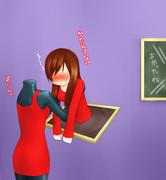 赤い服の女 3