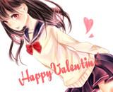 バレンタインの