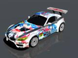 【Good Smile Racing】 Hatsune Miku BMW Z4