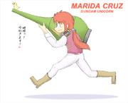 マリーダ・クルス(日常風)