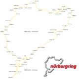 【ニュル24耐】ニュルブルクリンク - コーナー名称一覧【第40回記念】