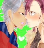 キスしてもいい?