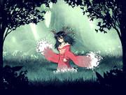 戦国妖狐より山神様