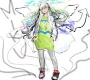 rainbow★miku