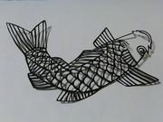 鯉 【切ってみた】
