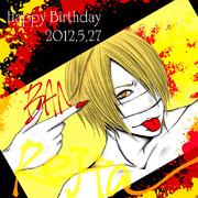 Happy Birthday!~れいたさん~