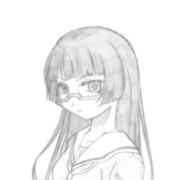 黒髪で眼鏡で海賊で女子高生