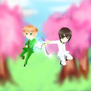 【APヘタリア】菊,アーサー共同戦