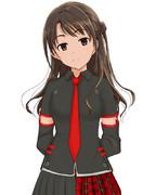 島村さんパンゴシ衣装立ち絵作ってみた