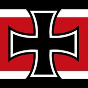 ドイツ軍風鉄十字