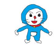 青いたぬき