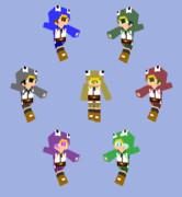 【Minecraft】プリニーパーカーズ【日本一シリーズ】