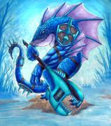 亜人種 蜥蜴魚