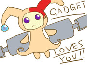 GADGET LOVES YOU !!