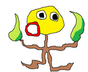 葉っぱカッターといえばマダツボミ