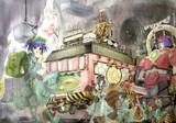 カッパ河城の秘密工場