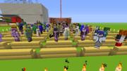 【Minecraft 】自作スキン全員集合!!!【後方】