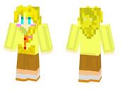 【Minecraft】ハス太【スキン】
